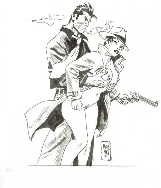 Torpedo e Custer